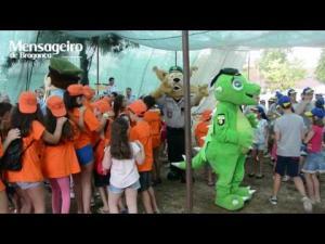 GNR Bragança recebe 900 crianças