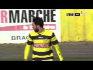 Bragança-Vizela, 0-2