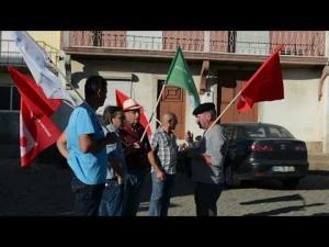 CDU em campanha em Bragança MDB